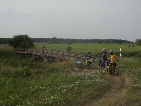 Der Elberadweg =)