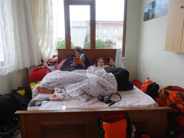 November | 2014 | Immer nach Osten – Christian, Jule und Marcel ...